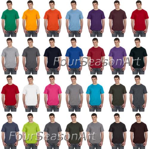 Anvil Mens Lightweight Fashion Short Sleeve T Shirt Mens Tee S-3XL 980