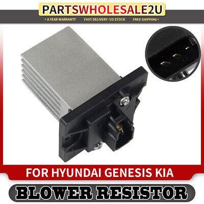GENUINE  HVAC Blower Motor Fan For Hyundai Elantra  Azera 971133X000 2011~2016