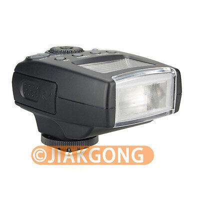 Meike MK300 MK-300 LCD TTL Flash Speedlite w/ Mini USB Interface on Nikon Camera