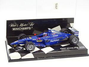 Minichamps-1-43-F1-Prost-Peugeot-Grand-Prix-1999-Panis