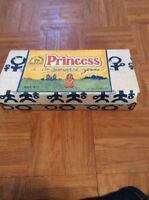 Family Pastimes / Princess A Co-operative Game Rare Salesman Trade Show Sample