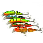 1pcs New Fishing Lures Spinner Baits Crankbait Assorted Fish Tackle Hooks