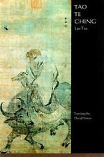 Tao Te Ching by Lao Tzu and David Hinton (2000, Hardcover)