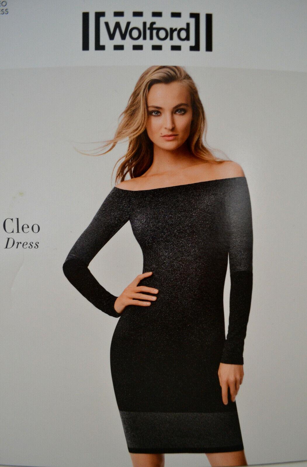 Wolford Cleo Kleid Kleid Lurex Glanz M Medium