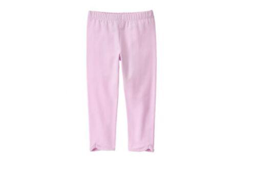 NWT Gymboree Lavender Capri Cropped Leggings 4 5//6,7//8,10//12 Girls