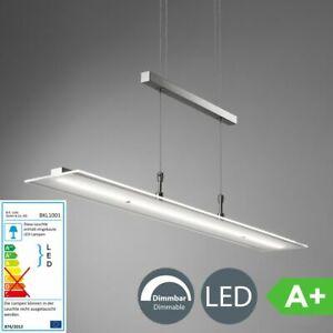 Details zu LED Deckenleuchte dimmbar Pendel-Leuchte Küche Esszimmer Tisch  Hänge-Lampe Touch