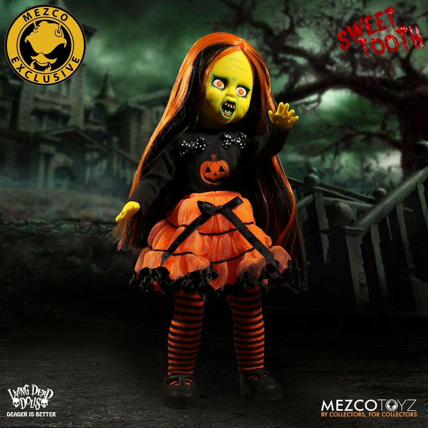 Living Dead Dolls Sweet Tooth Exclusive 10-Inch Doll