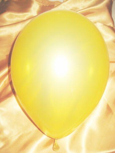 Farbe nach Wahl Luftballons metallic Hochzeit Geburtstag  500 100 50 25 Stk