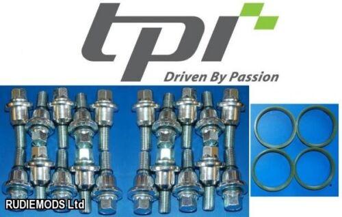 Vw Transporter T5 De Pernos Y spiggots para adaptarse a ruedas de aleación de descubrimiento 3 Y 4