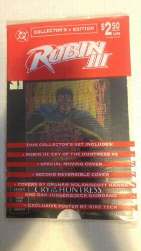 Robin 3 Cry Of The Huntress #5 1993 DC Comics Dixon Collectors Edition
