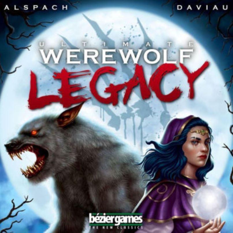 Letzte werwolf - erbe - interaktive partyspiel