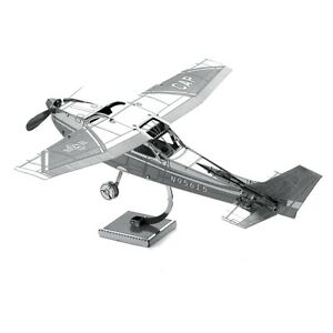 Fascinations-Metal-Earth-Cessna-172-Aircraft-3D-Laser-Cut-Steel-Puzzle-Model-Kit