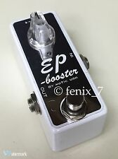 LIMITED EDITION Xotic ep booster guitar pedal solo boost preamp true bypass USA
