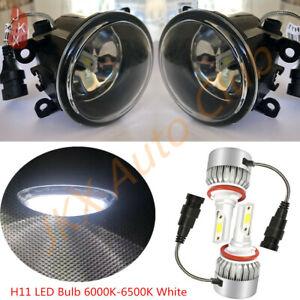 For-Mitsubishi-Attrage-Mirage-G4-Sedan-12-2020-LED-Fog-Lamps-k-Bumper-Light-2pcs