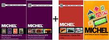 MICHEL Deutschland Briefmarken katalog 2015 Komplett-Set 4 Bücher im PDF-Format