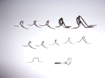 Rod Building wrapping Alps 8pc TiCh Casting Guide set S-XLXNCG S-XPFCG 1