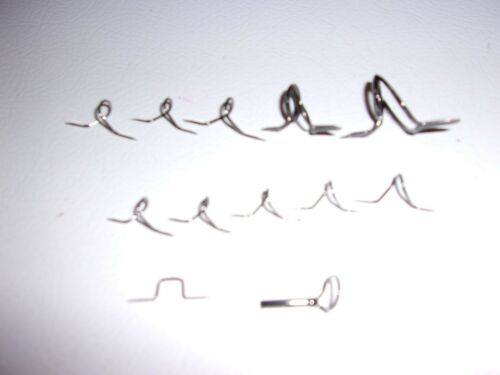 ALPS  XTCHSNG  tich snake guides,12 pc.set  rod building+repair
