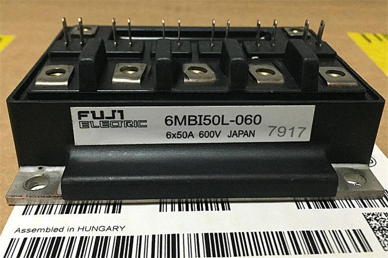 1PCS 6MBI50L-060 6MBI50L060 FUJI MODULE