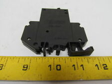 Phoenix Contact TCP-0.5A Circuit Breaker 0.5amp  with DIN rail mount