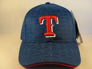 Texas-Rangers-MLB-Vintage-Adjustable-Strap-Hat-Cap-American-Needle