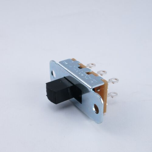 Genuine switchcraft 2 way slide switch for Fender Jaguar jazzmaster brian may