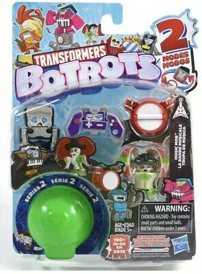 Transformers Botbots Series 2 Dumbeats Drums Music Mob