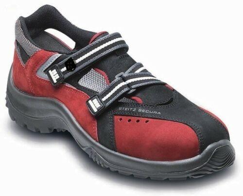 STEITZ SECURA SW 410 Sicherheitsschuh Sicherheitsschuhe Arbeitsschuhe Sandale
