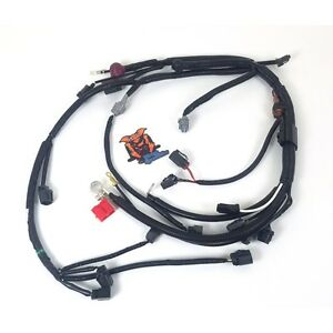 wiring specialties oem transmission harness for nissan s14 ka24 rh ebay com