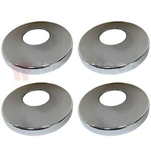 4 Pack Hayward Replacement Pool Ladder Escutcheon Plates