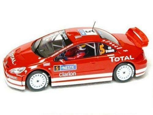 SCALEXTRIC C2560 Peugeot 307 Works No 1
