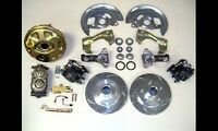 Chevy Gm A Or F Body Power High Performance Disc Brake Conversion Kit Slotted