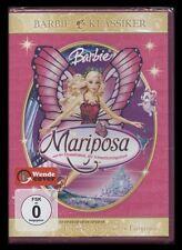 DVD BARBIE - MARIPOSA UND DIE SCHMETTERLINGSFEEN - NEUES ABENTEUER IN FAIRYTOPIA