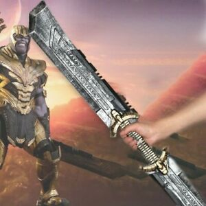 Avengers-Endgame-Thanos-Weapon-Double-Edged-Sword-Cosplay-Costume-Arms-Props