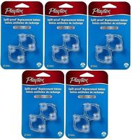 5 Pack - Playtex Spill-proof Cup Replacement Valve. 2 Per Package