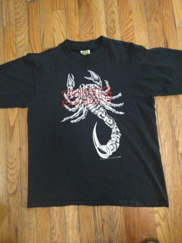Vintage Sting T-Shirt WCW WWF WWE Wrestling 1998 s