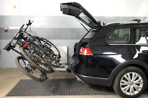 Fahrradheckträger für AHK drei 3 Fahrräder eBike AMOS Tytan-3 PLUS 7-polig 45kg