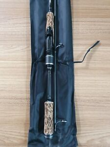 SHIMANO-Cranx-Nano-7-039-6-034-1-4KG-Spin-Fishing-Rod-Mesh-Case-Warranty-2-Piece