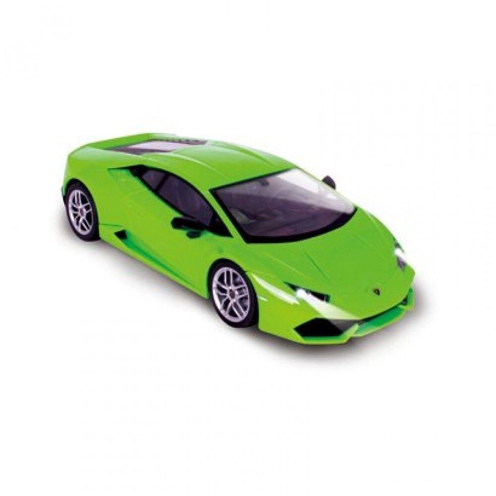 Doyusha 1 16 Big Scale Rc Super Car Lamborghini U Lacan Lp610-4 verde 49Mhz