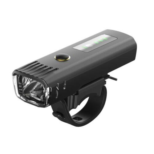 Super Bright Front Headlight LED USB Rechargeable Bike Light