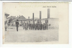 POLEN-KARPATENVORLAND-DEBICA-STARE-MIASTO-ca1915