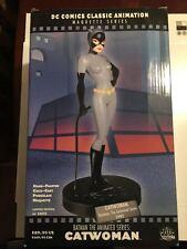 Catwoman Maquette Statue/Batman Animated Series