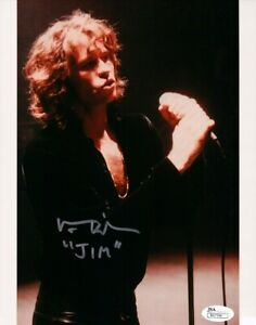 Val-Kilmer-Hand-Signed-Autographed-8x10-Photo-The-Doors-Inscribed-034-Jim-034-JSA
