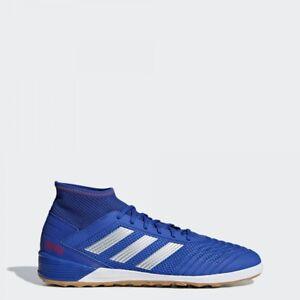 fba984d90bd Adidas Men s Predator Tango 19.3 IC Soccer Shoe (Bold Blue Red White ...