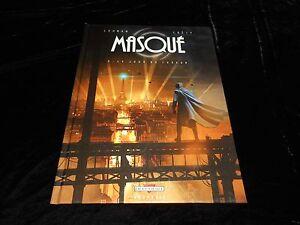 Lehman-Crety-Masquerade-2-The-Jour-Phaser-Delcourt-DL-June-2012-1-Edition