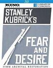 Stanley Kubrick S Fear Desire 0738329096021 Blu Ray Region a