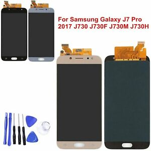 For Samsung Galaxy J7 Pro 2017 SM-J730F/M/H LCD Touch Screen