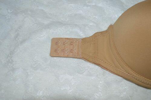New Women/'s Push Up Bra Padded Strapless Multiway Brassiere Underwire Underwear