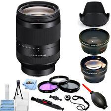 Sony FE 24-240mm f/3.5-6.3 OSS Lens (SEL24240)!! PRO BUNDLE BRAND NEW!!