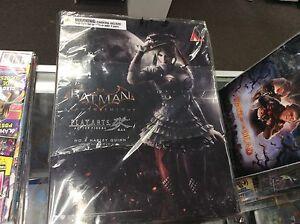 DC-Play-Arts-Kai-Harley-Quinn-Arkham-Knight-Batman-Square-Enix-MIB-ungeoeffnet
