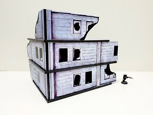 Urban-Ruins-Set-2-Warhammer-terrain-scenery-Digital-Download-wargame-40k-28mm
